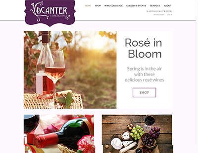 Dcanter Wines