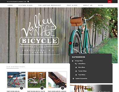 Valley Vintage Bicycle